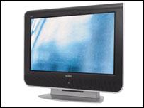 Sony plasma television