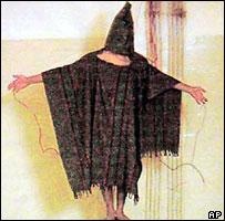 Abu Ghraib prisoner