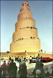 Al-Malwiyya in Samarra was a top tourist spot before the war