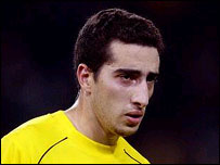 Defender Ahmed Reda Madouni