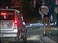 Prostitute, Italy