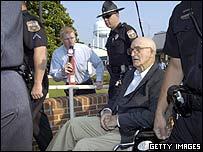 Edgar Ray Killen arrives in court