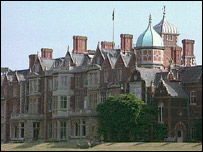 Sandringham, the Queen's Norfolk estate