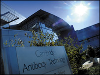 Cambridge Antibody Technology HQ