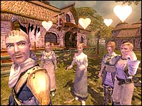 Screenshot from Fable