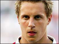 Sheffield United midfielder Phil Jagielka