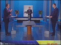 TV debate in Kiev