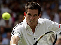 "Fans have not seen the last of ""Tiger"" Tim Henman at Wimbledon he says"