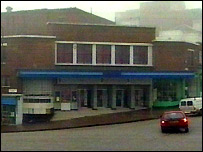 The old ABC cinema in Tunbridge Wells