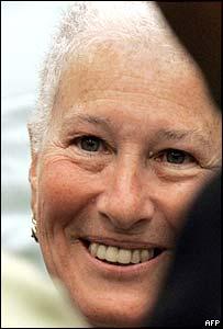 Rita Schwerner Bender, widow of murdered civil rights worker Michael Schwerner