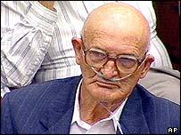 Ray Killen in court