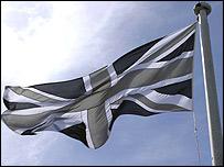 Jonathan Parsons' flag
