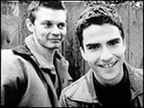Richard Jones and Kelly Jones from the Stereophonics