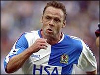 Blackburn's Paul Dickov