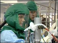 Biohazard suit (BBC)