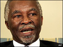 President Thabo Mbeki