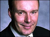 Mark Oaten, Lib Dem spokesman
