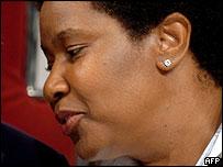 Deputy President Phumzile Mlambo-Ngcuka