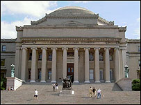 Universidad de Columbia, Nueva York
