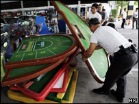 Co gambling towns