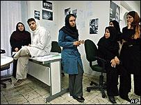 Staff at Eqbal newspaper