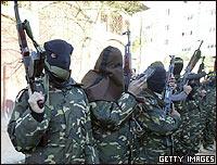 Militantes de Jihad Islámica