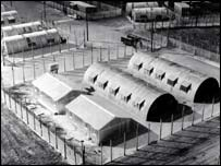 Long Kesh internment camp
