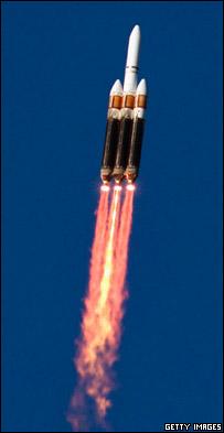 Delta 4-Heavy (Boeing)