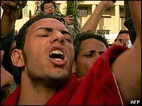 أفضت مظاهرات المسيحيين في القاهرى إلى مصادمات مع الشرطة