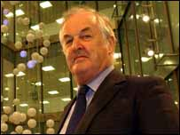 BT Group chairman Sir Christopher Bland