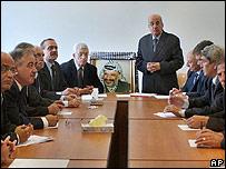 Reunión del Comité Ejecutivo de la OLP
