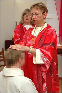 Ceremonia de ordenación sacerdotal