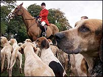 Hunting in Oxfordshire