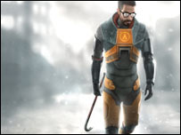 Artwork from Half-Life 2