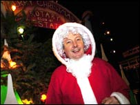 Eamonn Jessup as Father Christmas