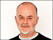 Broadcaster and DJ John Peel