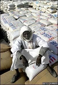 Aid in Sudan