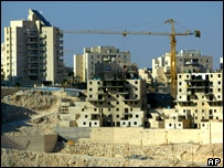 Maaleh Adumim, the West Bank's largest settlement