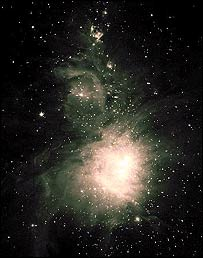 Orion nebula, Joint Astronomy Centre