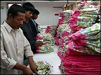 Cotton Comfort (Private) Ltd's factory floor