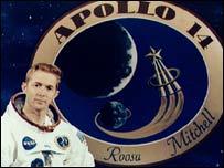 Stuart Roosa. (Foto de la NASA).