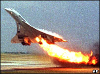Concorde crash of 2000