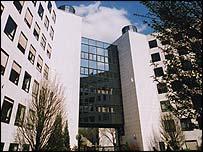 France Telecom's building