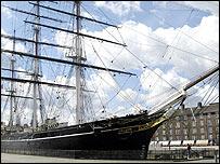 Cutty Sark-Greenwich
