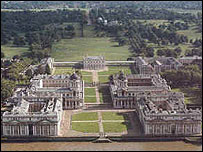 Royal Naval College-Greenwich