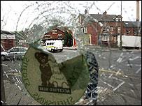 Disturbios en Bradford y Oldham