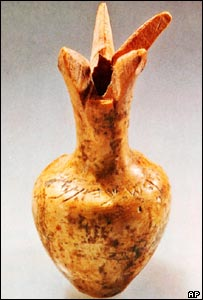 The ivory pomegranate