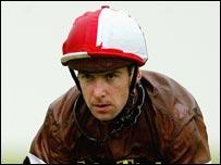 Jockey Robert Winston