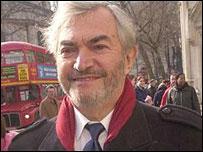 Monty Norman in 2001