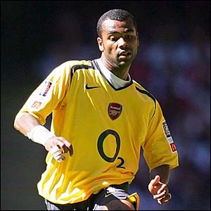 Arsenal's Ashley Cole